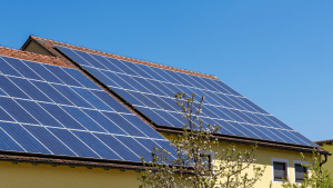 villamos áram fogyasztás napelem