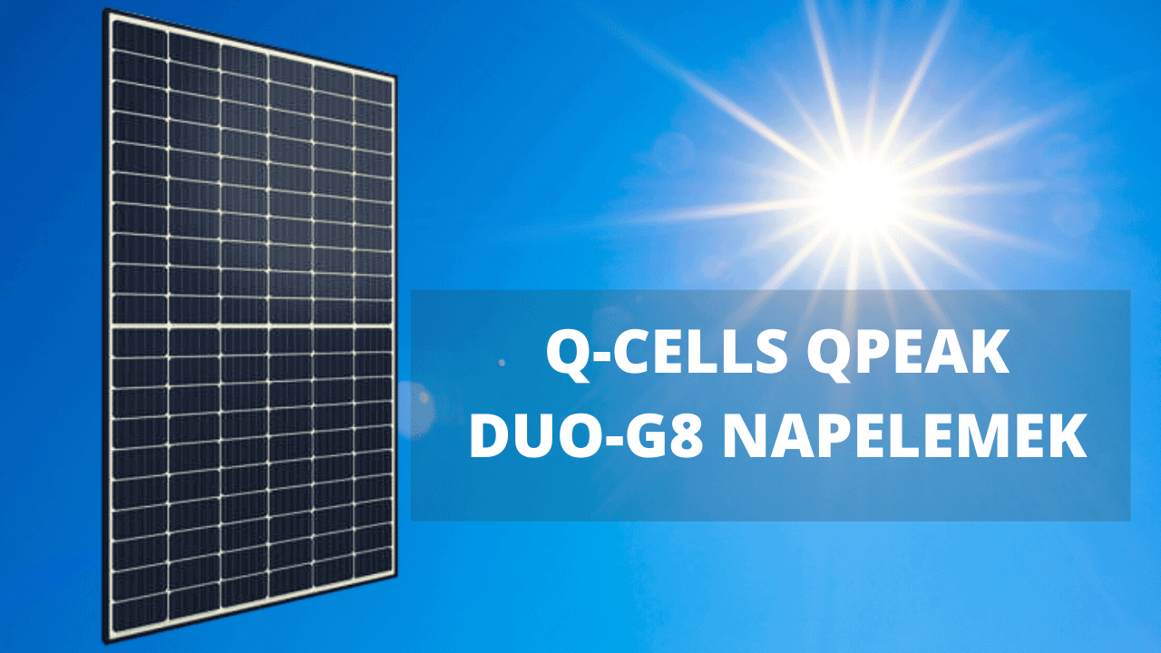 Q-CELLS QPEAK DUO-G8