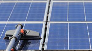 napelem tisztítás