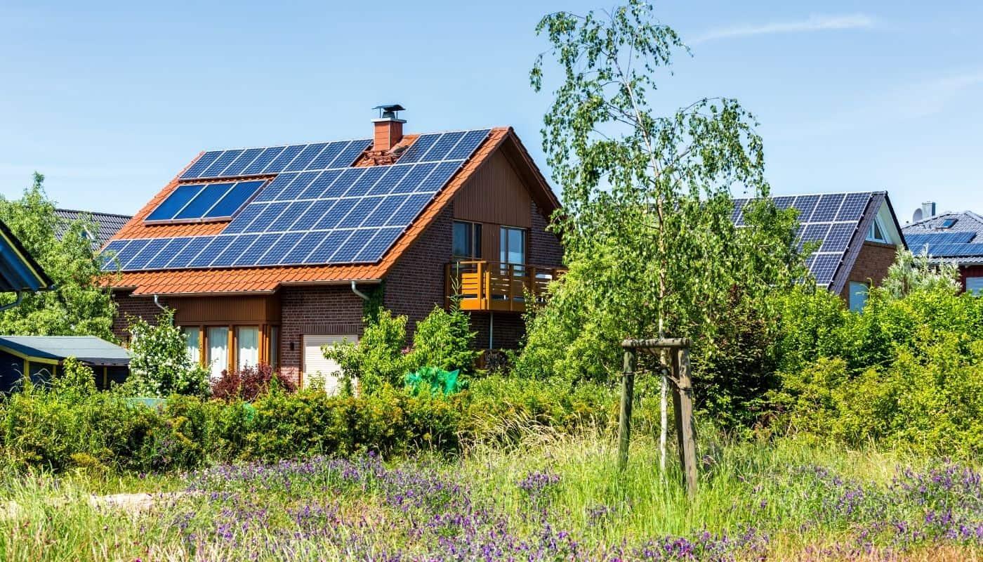 napelem családi házra